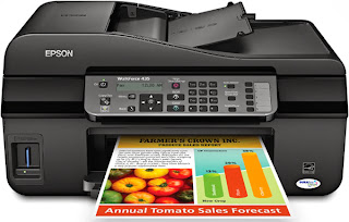 Download Epson WorkForce 435 Printer Driver & how to installing