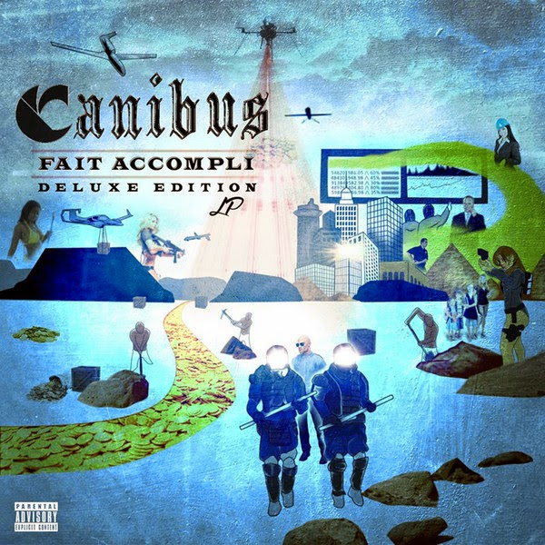 Canibus - Fait Accompli (Deluxe Edition) Cover