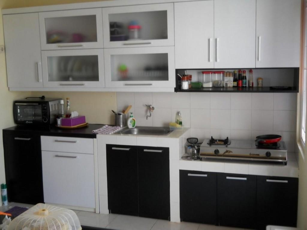 55 Desain Dapur Mungil Cantik Dan Bergaya Modern Untuk Dapur