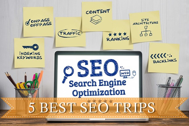 A Complete Guide to  SEO Works in 5 Simple Easy Step