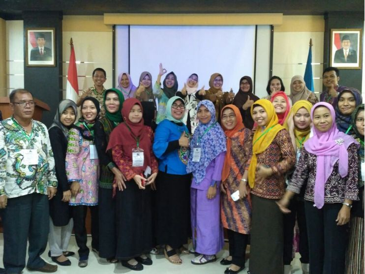 Dosen Kebidanan Ikuti Pelatihan Pekerti di Kopertis 2 Palembang
