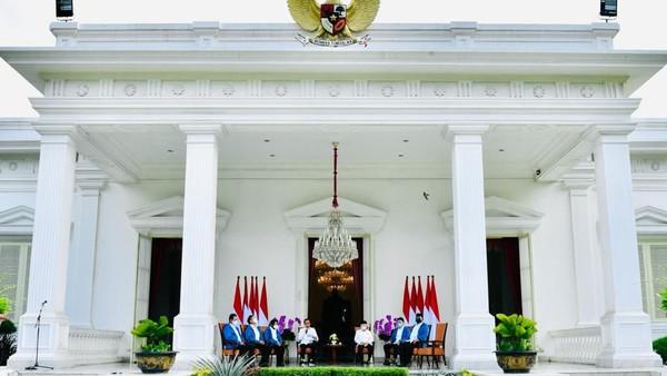 Teka-teki di Balik Tarik-Ulur Reshuffle Kabinet Jokowi