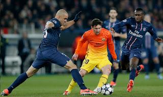 Date Barcelona vs PSG