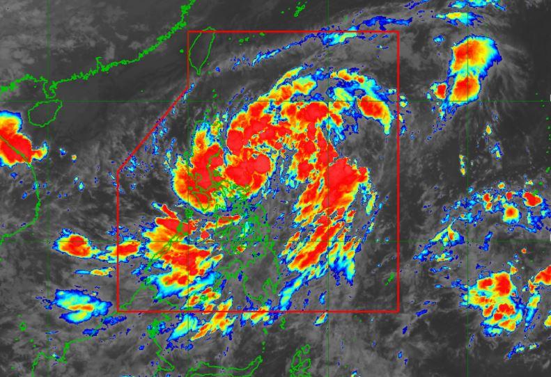'Bagyong Pepito' PAGASA weather update October 20, 2020