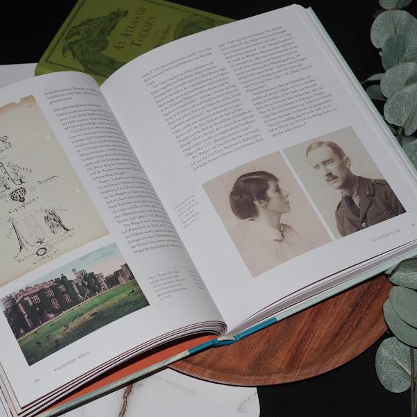 [Books] John Garth - Die Erfindung von Mittelerde: Was Tolkien zu Mordor, Bruchtal und Hobbingen inspirierte