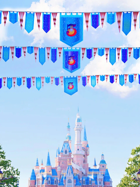 率先欣賞上海迪士尼度假區5週年慶典主題裝飾, First-Look-Shanghai-Disney-Resort-5th-Anniversary-themed-decorations