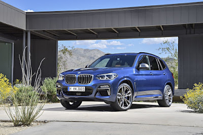Nouveau BMW X3 M 2019, caractéristiques, Prix, Photos