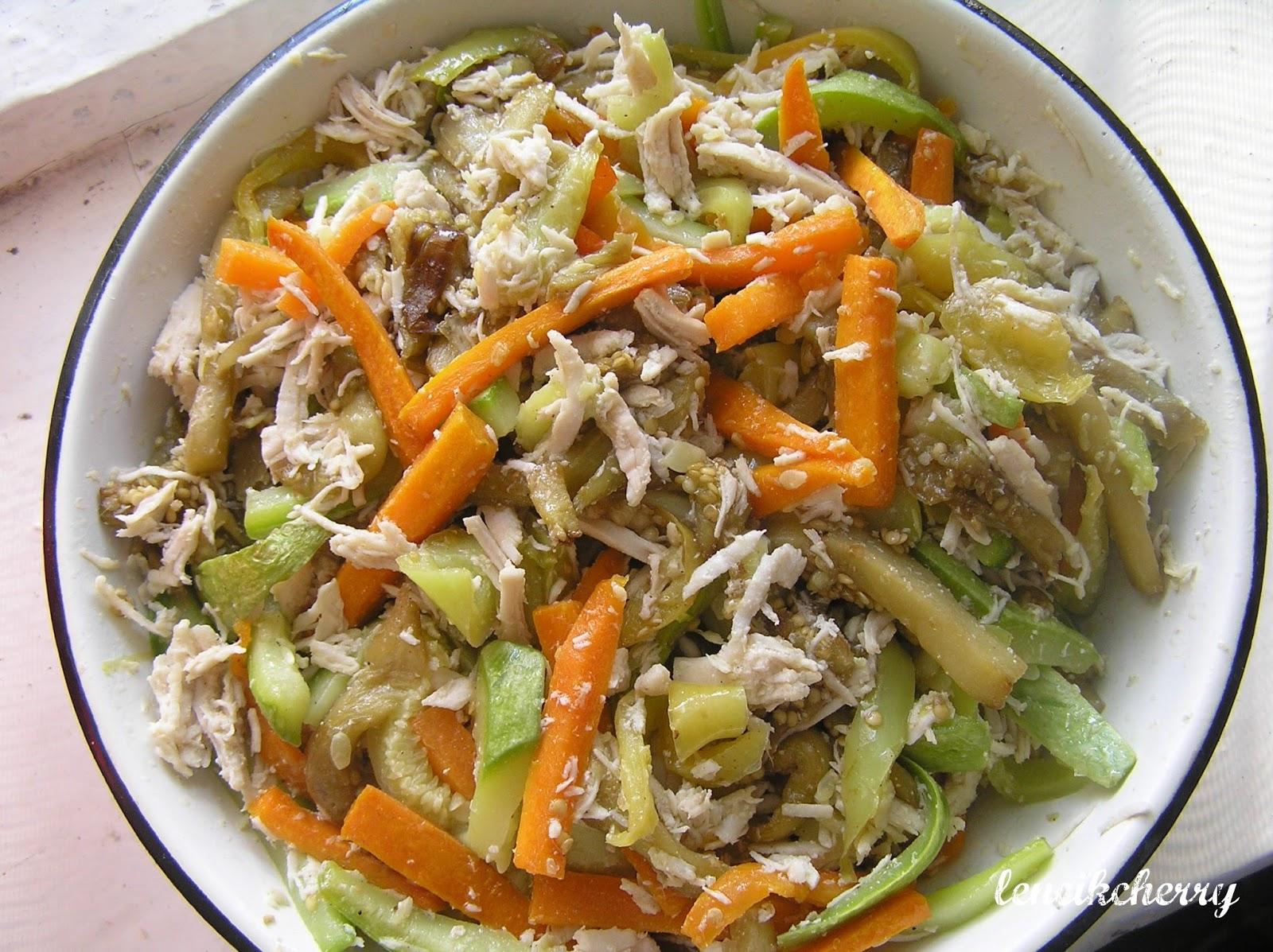 Салат из морковки с творогом рекомендации