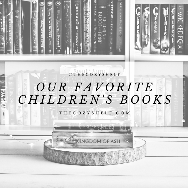Our Favorite Books for Children