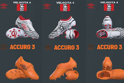 Umbro Pack Boots For - PES 2017, PES 2018 & PES 2019