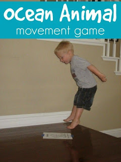 Ocean Movement Game