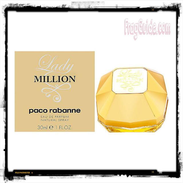 عطر ليدي مليون LADY MILLION للنساء من باكو رابان PACO RABANNE | أناقة الذهب