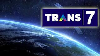 Frekuensi Trans 7 2019 Terbaru di Semua Satelit