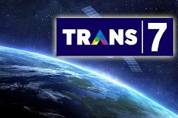Frekuensi Trans 7 2020 Terbaru di Semua Satelit