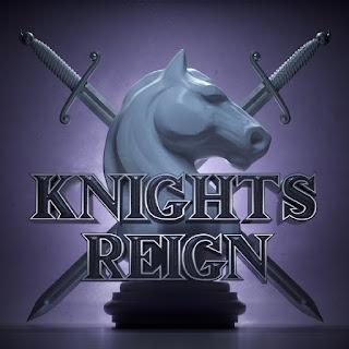 """Το τραγούδι των Knights Reign """"No Time To Cry"""" από το ομώνυμο album"""