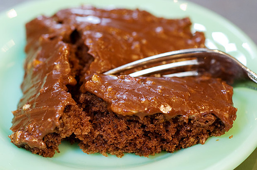 Ree Drummond Best Ever Chocolate Sheet Cake