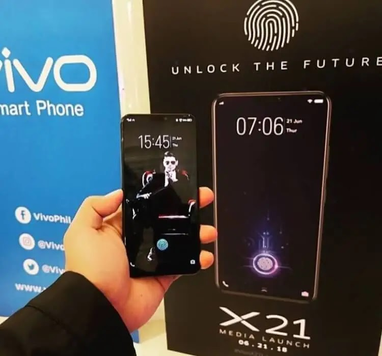 Price Drop Alert: Get Vivo X21 at 50% Off