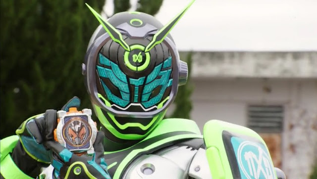 Kamen Rider Zi-O Episode 20 Subtitle TV-Nihon