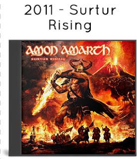2011 - Surtur Rising