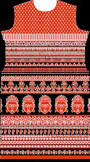 Ladies Buddha Kurti Design 2478