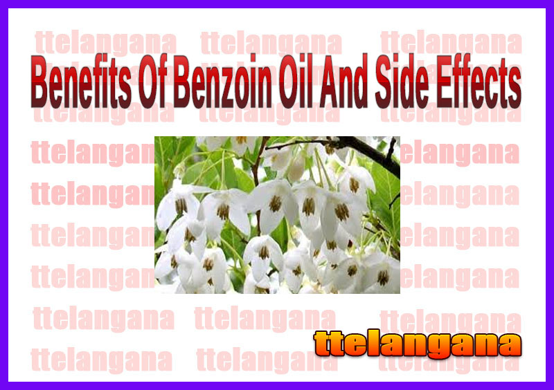 Benefits Of Benzoin Oil And Side Effects