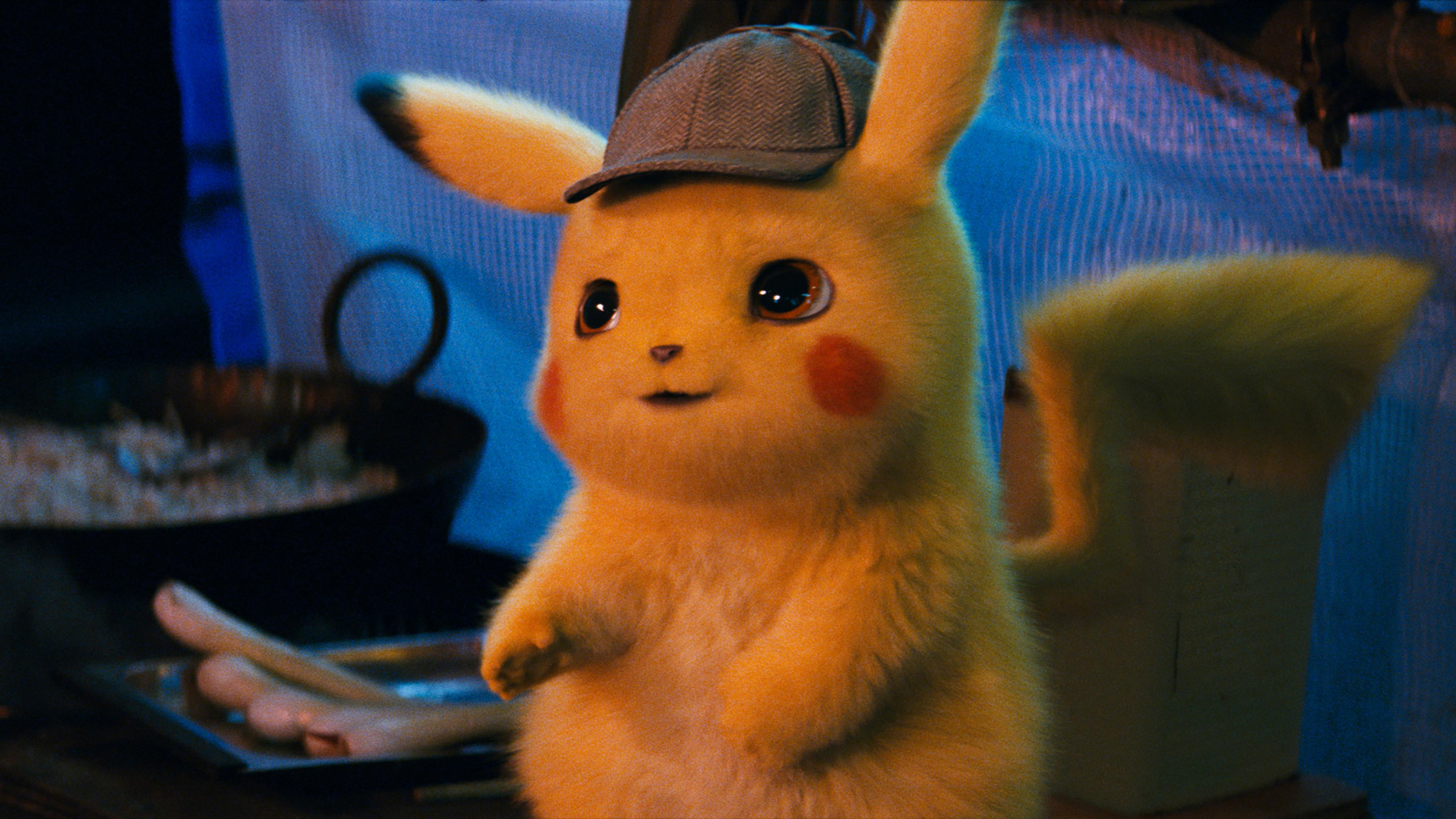 pokemon detective pikachu full hd pikachu wallpaper