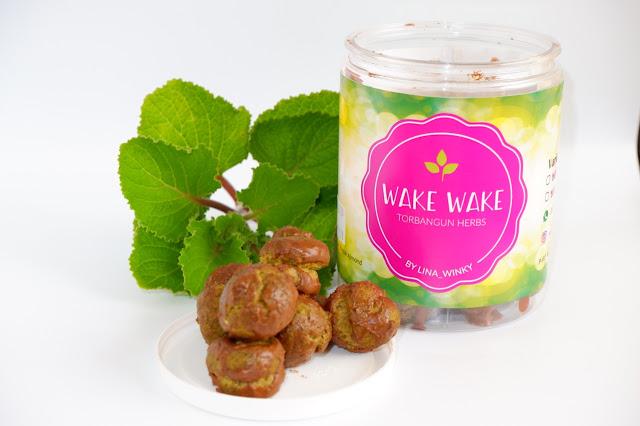 Wake Wake Crispy Soes