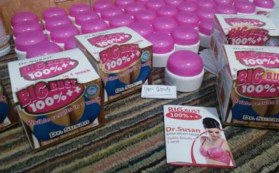 Pengencang Payudara Terbukti Dari Dr. Susan