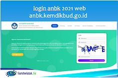 Login ANBK 2021 di Web anbk.kemdikbud.go.id