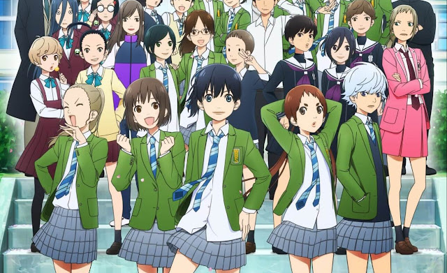 Sayonara Watashi no Cramer Introducing Anime PV and Announces Movie Delay