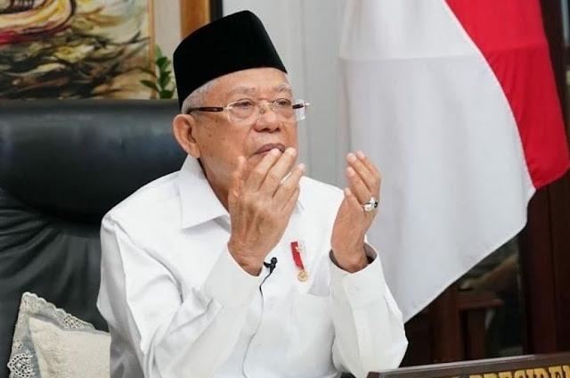 Predikat The King Of Silent Indikasi Publik Geram Maruf Amin Absen Saat Negara Tidak Stabil