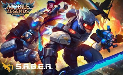 Download Script Skin S.A.B.E.R Squad Mobile Legends