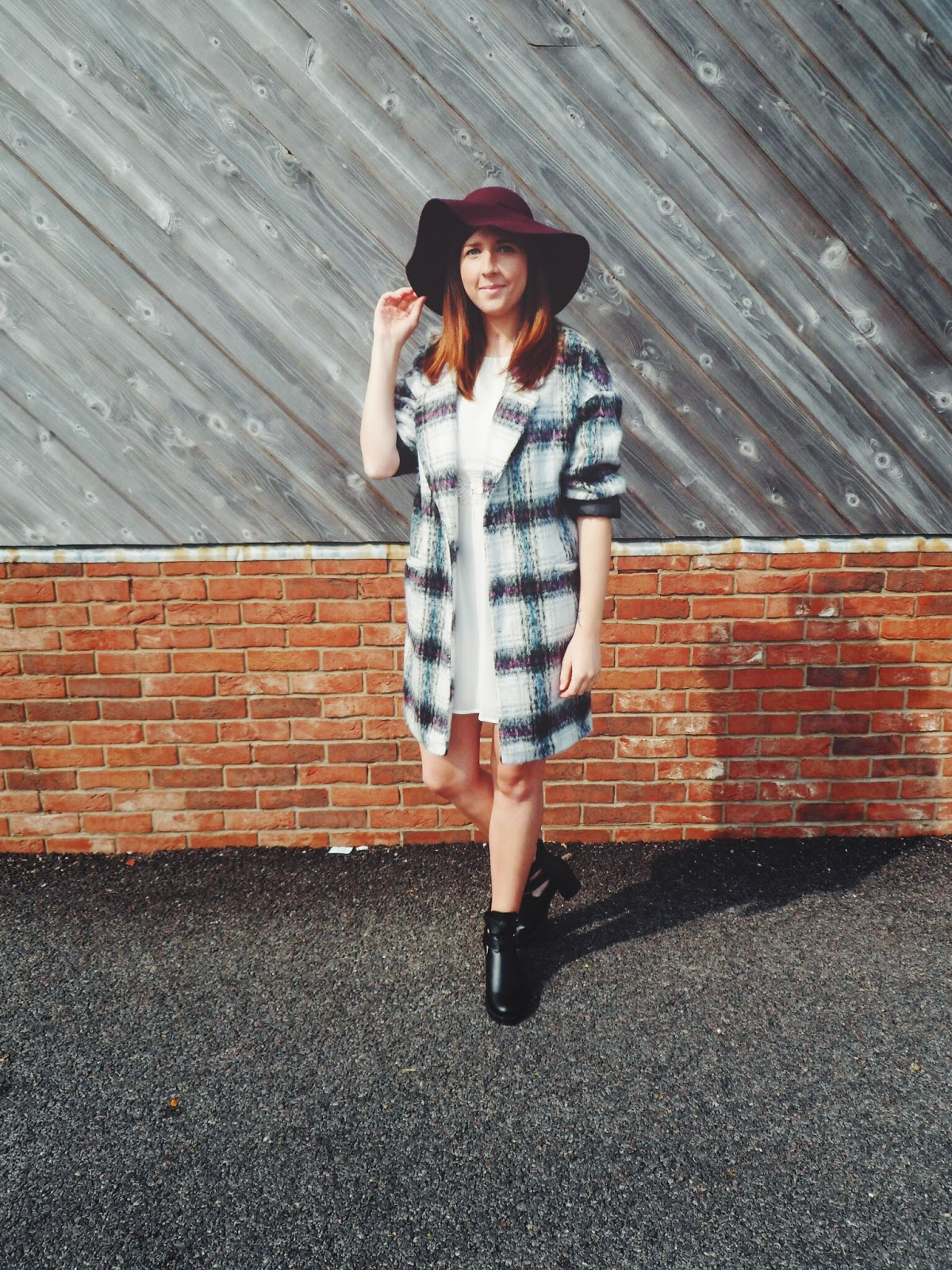 asseenonme, wiw, whatimwearing, whatibought, primark, shoezone, topshop, ootd, outfitoftheday, floppyhat, winter, autumnwinter2014, bristol, fbloggers, fashionbloggers, outfitpost