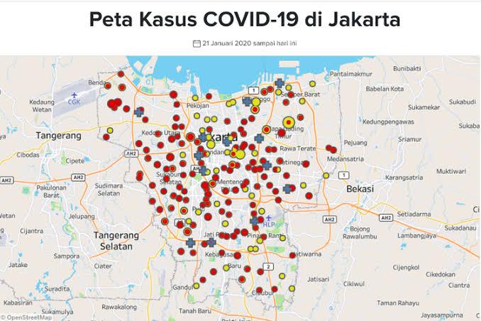Anies Bagi 20 Juta Masker Sebelum Denda Warga Jakarta Tak Pakai Masker