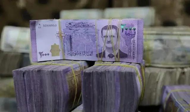 سعر صرف الليرة السورية والذهب اليوم الثلاثاء 8/12/2020