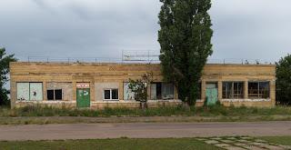 Кам'янка. Добропільський р-н. Вул. Астахова. Закритий магазин