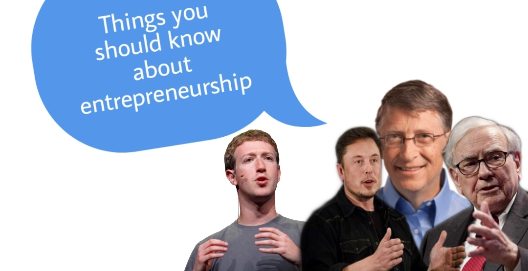 What is entrepreneurship? Real truth you have to know