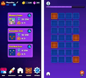 Puzzle Game of the Week - Memory Games - Picture Match