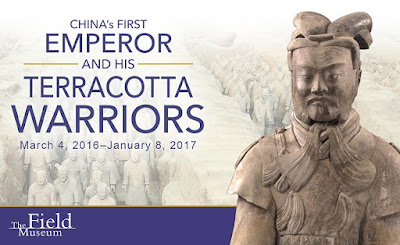 'China's First Emperor and His Terracotta Warriors' at Chicago's Field Museum