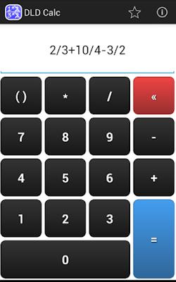 تطبيق DLD Calc