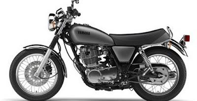 2016 Yamaha SR400 classic bike image