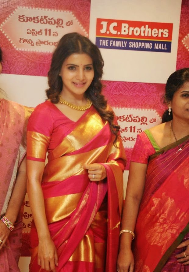 Samantha Launches JC Brothers Store photos