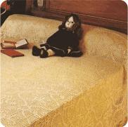 "Colcha ""Medioevo"" a Crochet"