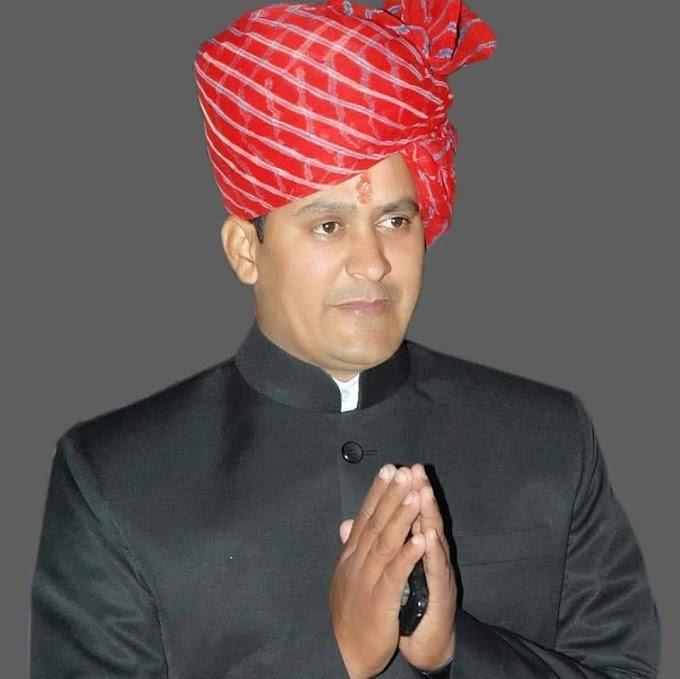 विधायक रामलाल शर्मा बने फ़रिश्ता