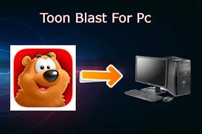 Toon Blast For Pc