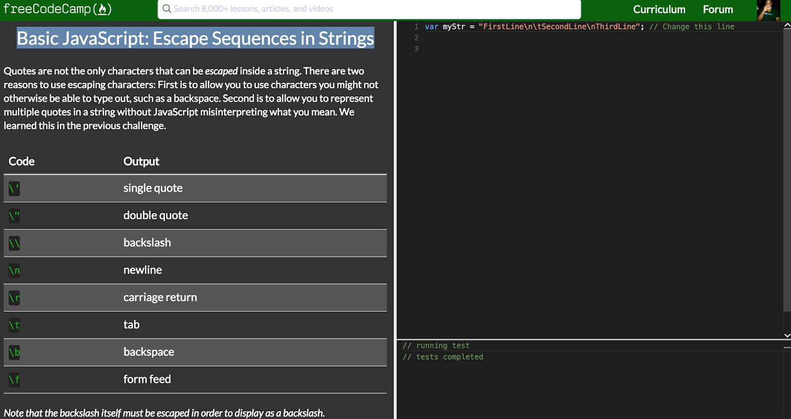 Just a Few Things  : #100DAYSOFCODE D28 - Basic JavaScript