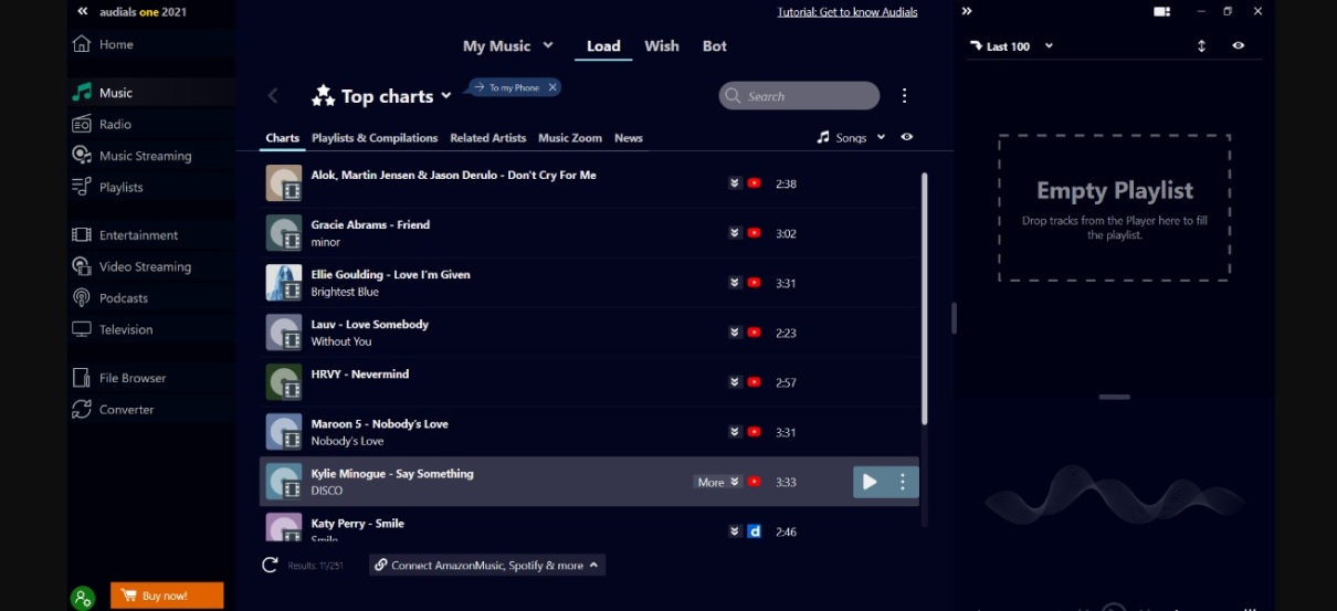Audials One 2021 Review – Record Music, Radio, Movies, and More!