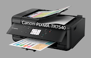 Canon PIXMA TR7540 Driver Softwar Free Download