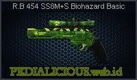 R.B 454 SS8M+S Biohazard Basic