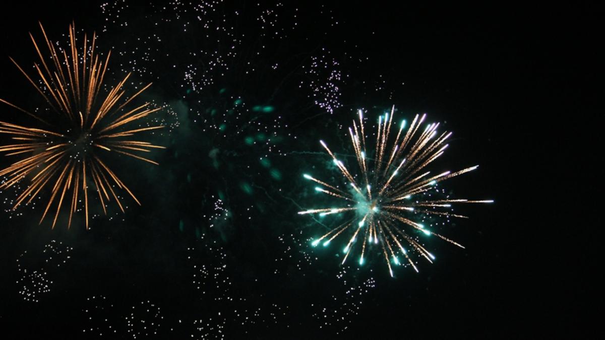 Fuochi artificio per pregiudicato Polizia di Stato
